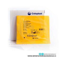 Aposito Comfeel Plus Hidrocoloide Grueso 10x10cm Coloplast