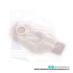 Bolsa Ostomia Alterna drenable transparente 40mm de 2 piezas Coloplast