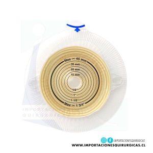 Alterna Disco Plano Extra Adhesivo 40mm (Urostomia-Ileostomia) Coloplast