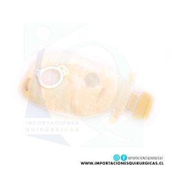 Bolsa Ostomía Alterna Free Drenable Transparente 60mm