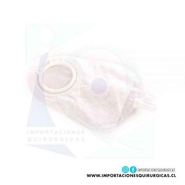 Alterna Bolsa Urostomia Drenable Transparente 2 Piezas Coloplast
