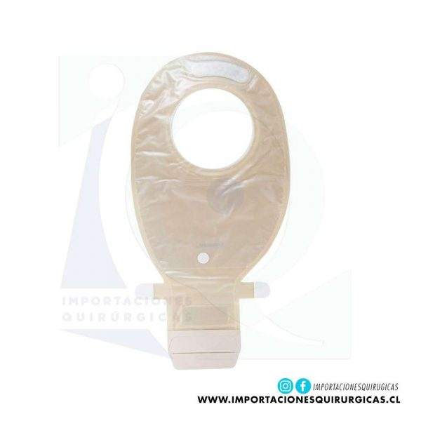 Sensura Bolsa Ostomia Drenable Transparente 70 mm Coloplast