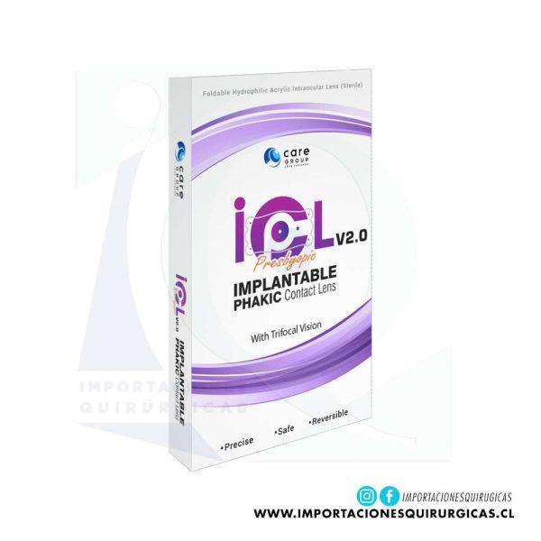 IPCL V20 Presbyopic IPCLD
