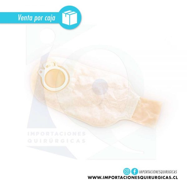 Bolsa Ostomia Drenable Alterna Opaca 40mm 2 Piezas Coloplast Caja 30 unidades
