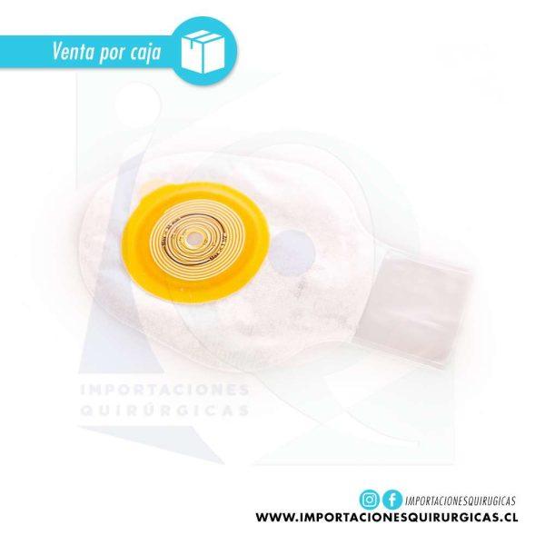 Bolsa Ostomia Alterna Pediatrica 10 a 35mm una pieza Coloplast caja 30 unidades