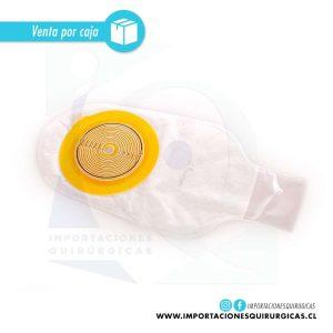 Bolsa de Ostomia Alterna Drenable Transparente Coloplast Caja 30 unidades