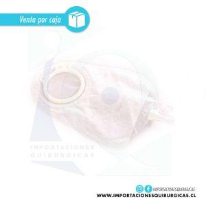 Alterna Bolsa Urostomia Drenable Transparente 2 Piezas Coloplast caja 20 unidades