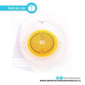 Alterna Disco Plano Extra Adhesivo 60 mm Coloplast Caja 5 unidades