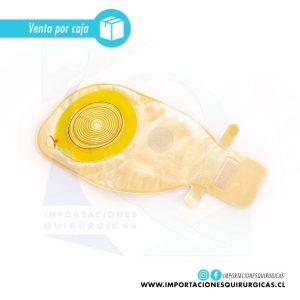 Bolsa Ostomía Alterna Free Opaca y Transparente 1 pieza 12-70mm Coloplast Caja 30 unidades