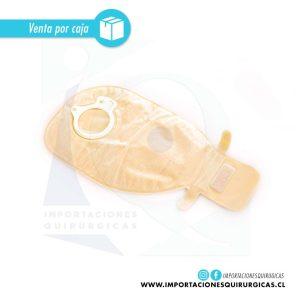 Bolsa Ostomia Alterna Free 60 mm Opaca Coloplast Caja 30 unidades